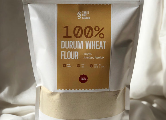 2KG Fine Durum Wheat Flour