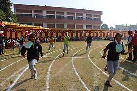 Golden Earth Global School, Sangrur Athletic Meet 100m Race