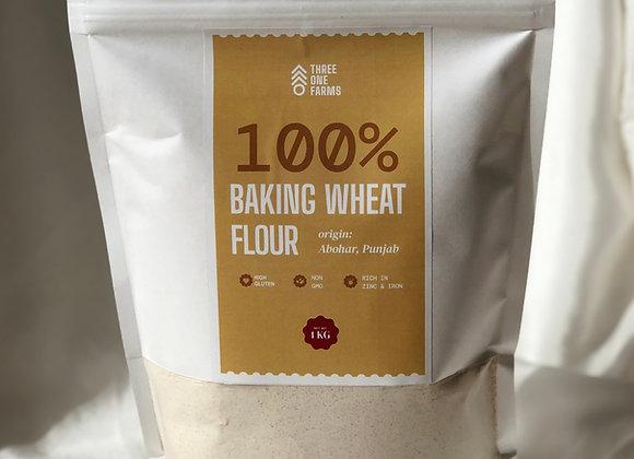 2KG Baking Wheat Flour
