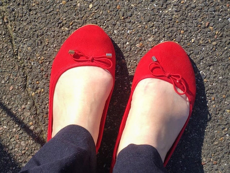 Is it a Red Shoes Day?