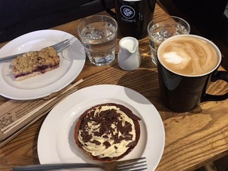 Coffee & Cake, Anyone?