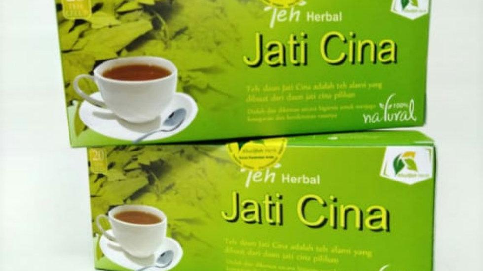 Tea  Jati Cina 6 Boxes