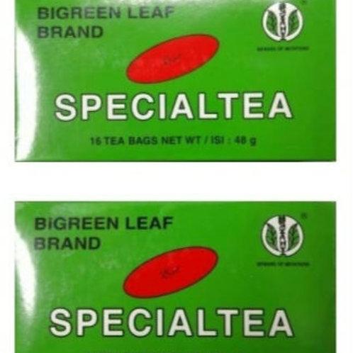 BIGREEN LEAF BRAND ( SPECIAL TEA )