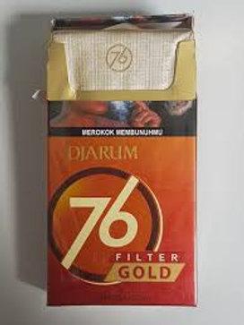 Djarum Filter 76 Gold