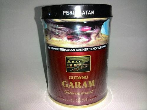 Gudang Garam International Tin Canned