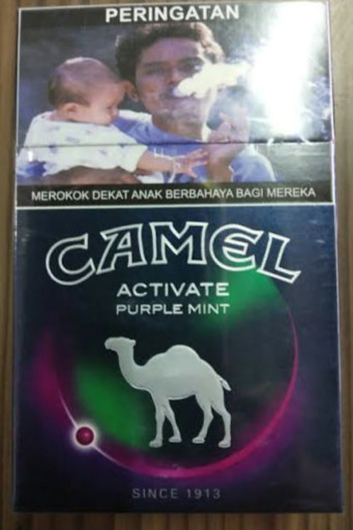 Camel Activate Purple Mint 20