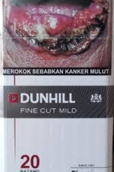 DUNHILL Mild / white