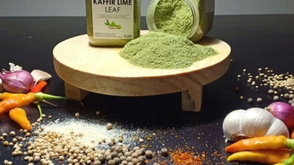 Kaffir Lime Leaves 4Jar