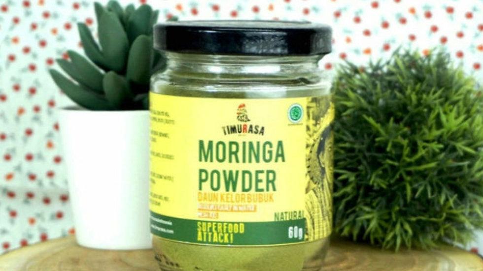 Moringa Powder 60 gram  5 Jar