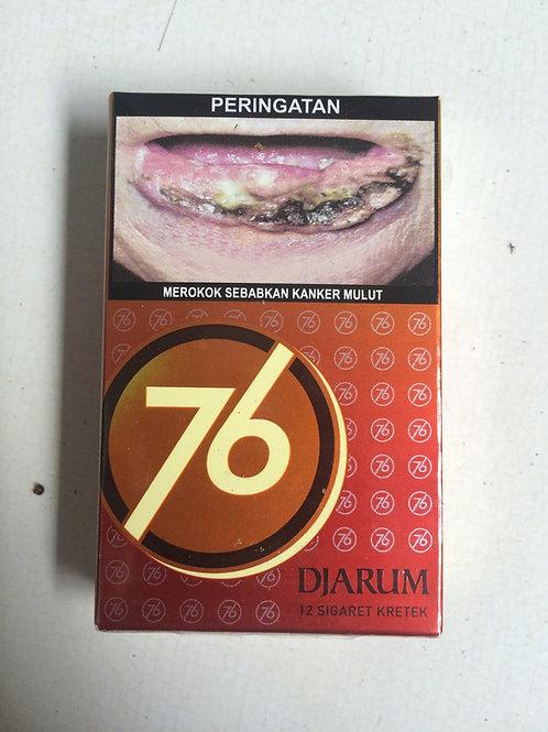 Djarum 76 kretek