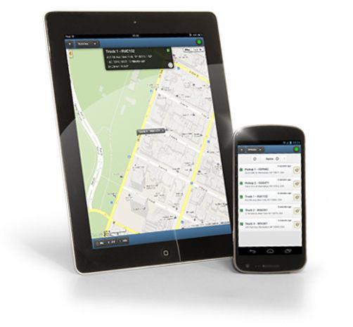 mobile app GEBOA