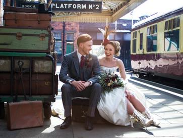 Great Central Railway Wedding