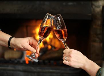 Rothley wine on the menu