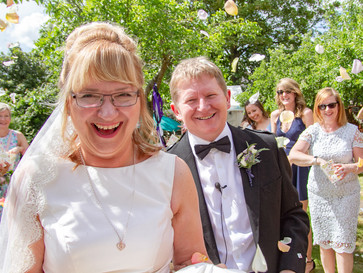 Local wedding makes big impact!