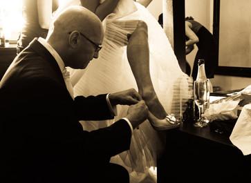 My brides get prepared!