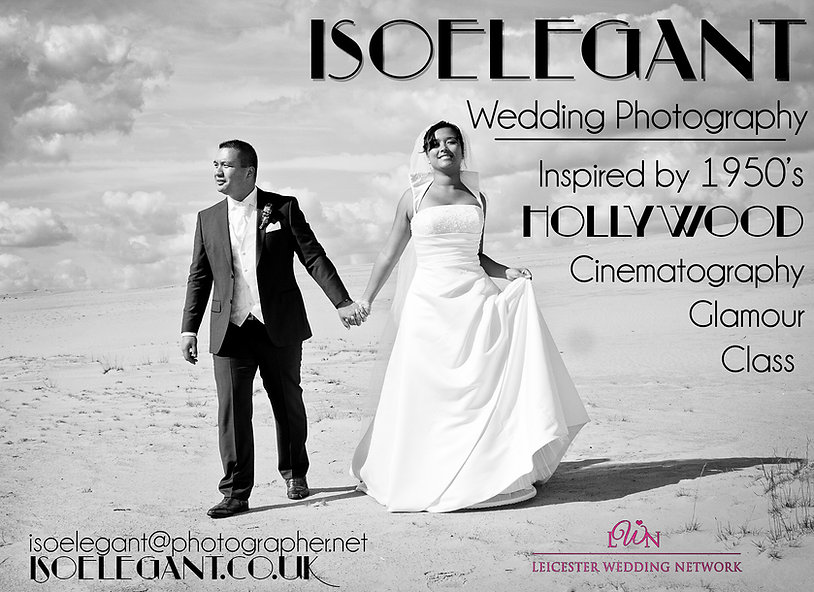 IsoElegant Leicester Wedding Photographe