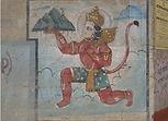 Hanuman. Marie-Rose Meysman-Conteuse