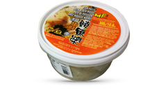 Fish Paste with Black Moss (Fresh)