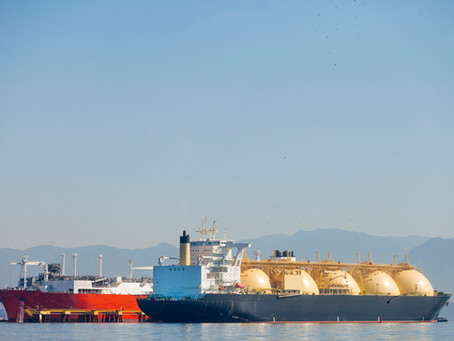 Unexpected opportunity for natural gas
