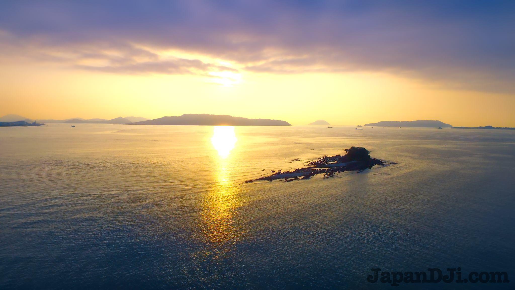 Uginoshima Island off Fukuoka