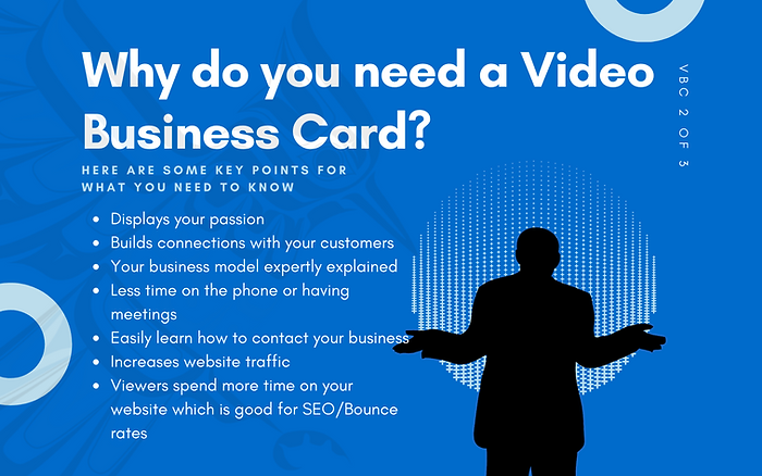 Vancouver Video Promotion Video - Why do you need a business card