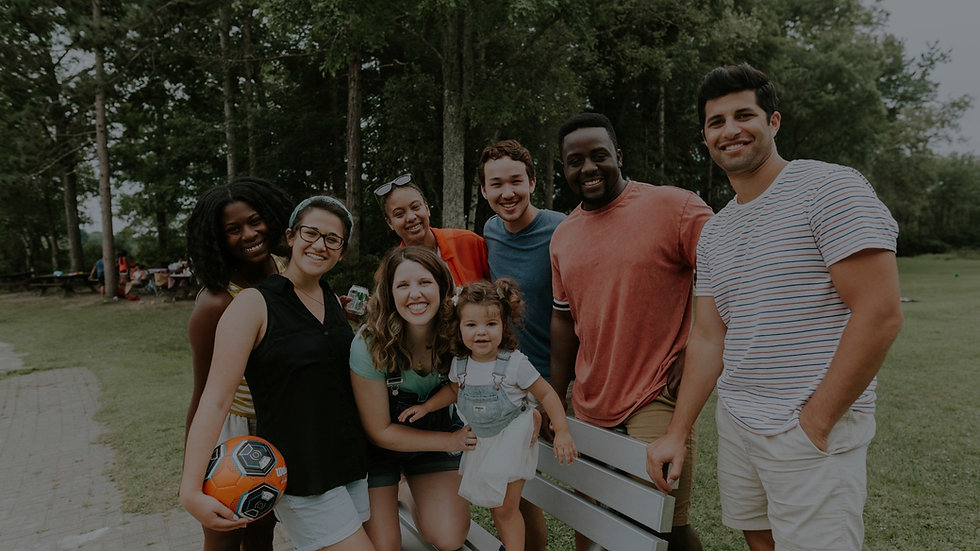 Campus Ministry Staff