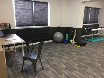 Physio clinic at Graystone Skatepark, 2019