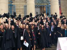 Sheffield Hallam University 1st Class BSc Honours, 2018