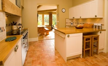Creag Eiridh Kitchen