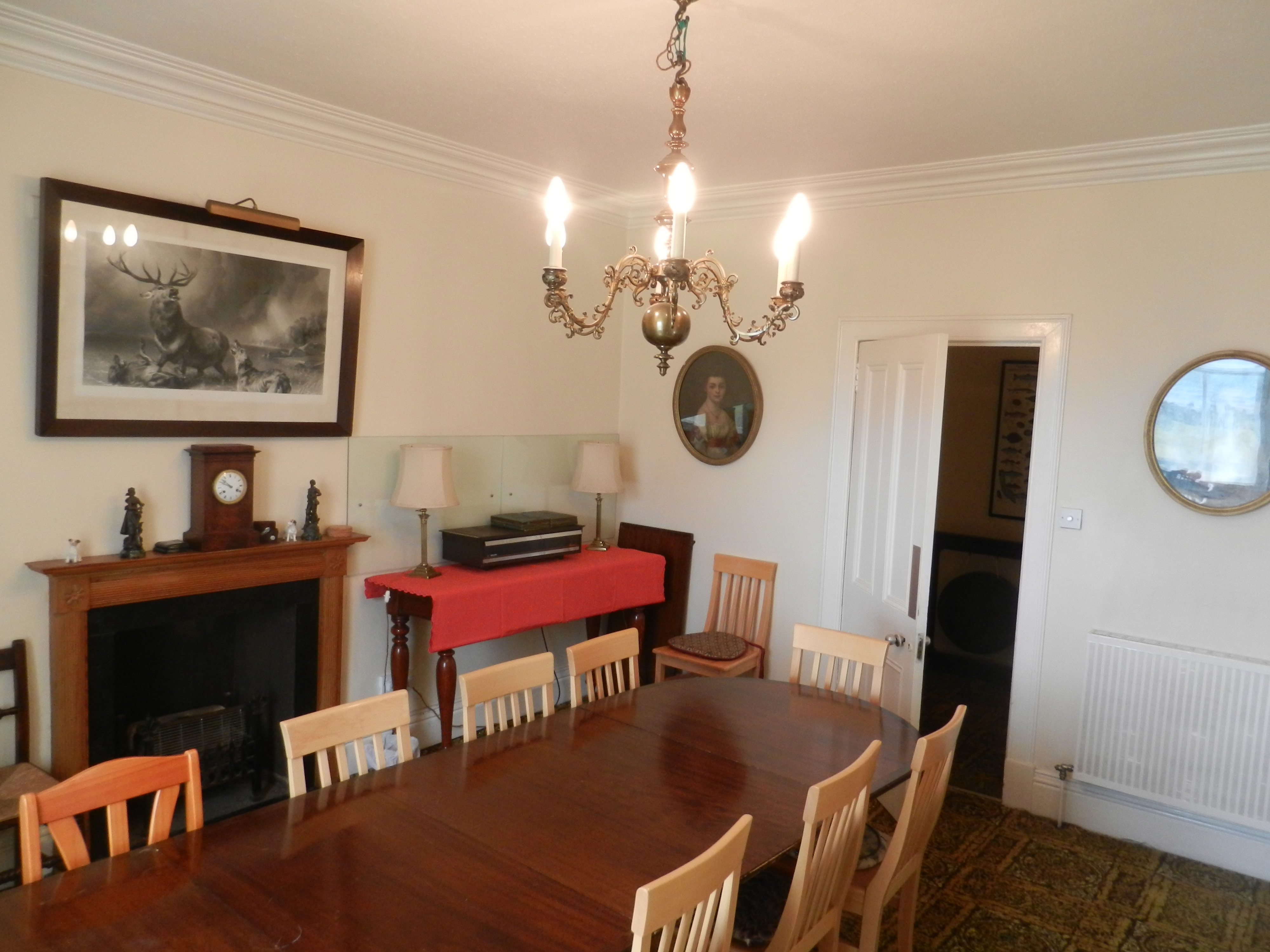 Glaschoille Dining Room