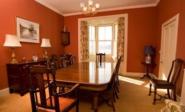 Creag Eiridh Dining Room