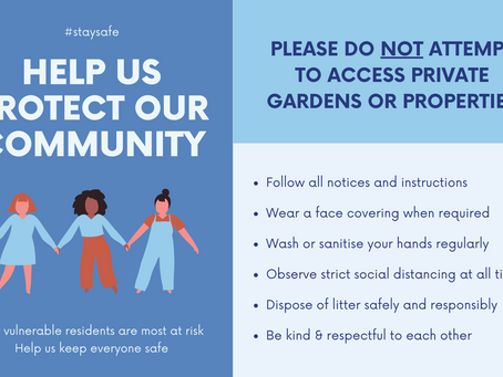 Help us Protect Our Community