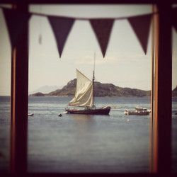 View from Tearoom