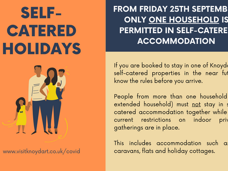 Self-Catered Holidays - Guidance