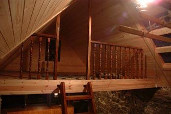 Druim Bothy Sleeping Platform