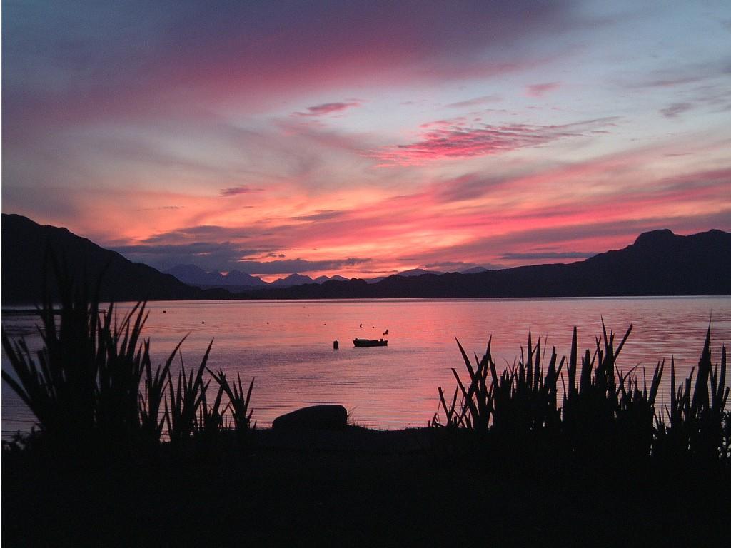 Loch Nevis Sunset