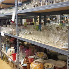 Dishes, Drinkware, Pots, Pans