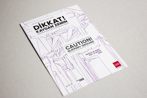 Invitation Design for İstanbul Modern