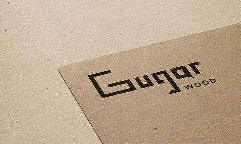 Gugarwood Logo Design