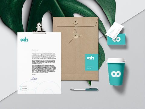 Corporate Identity Design for Çatı Atolye