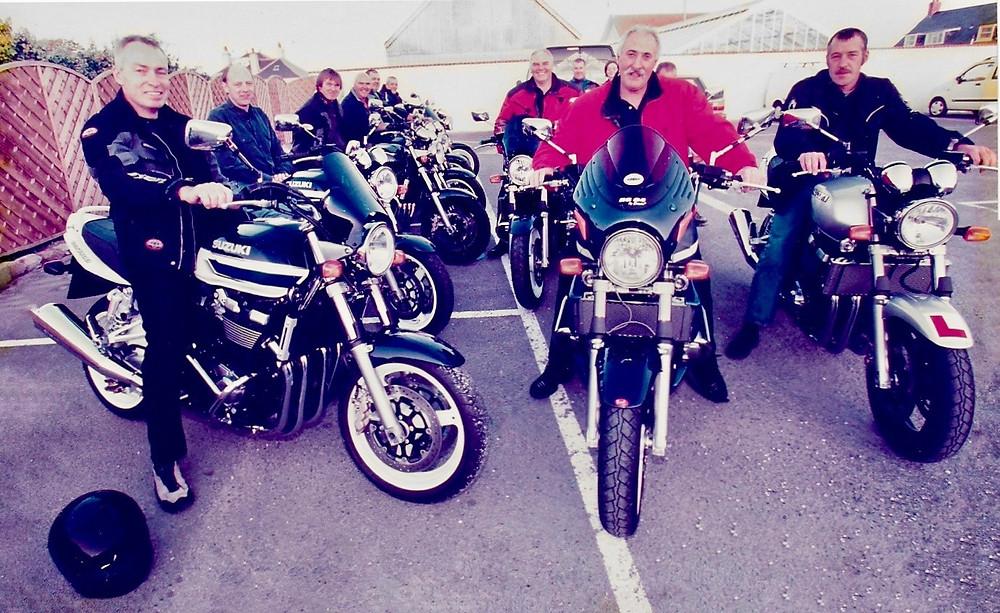 Gathering back in 2002