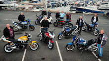 Island Bikers Still in Love with Suzuki's GSX1400 18 Years On!