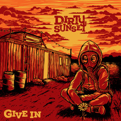 Give In Album Cover