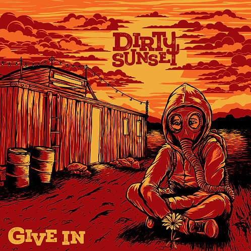 """""""Give In"""" CD (2017)"""