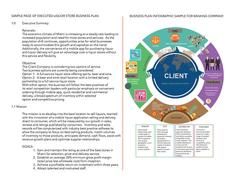 business plan sample page-1