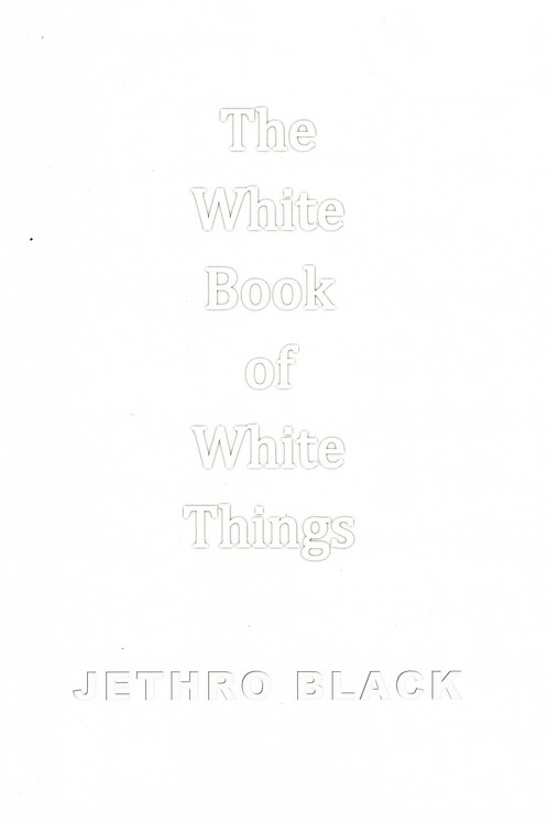 The White Book of White Things