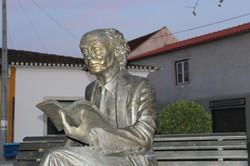 Estátua José Saramago - Nobel da Lit