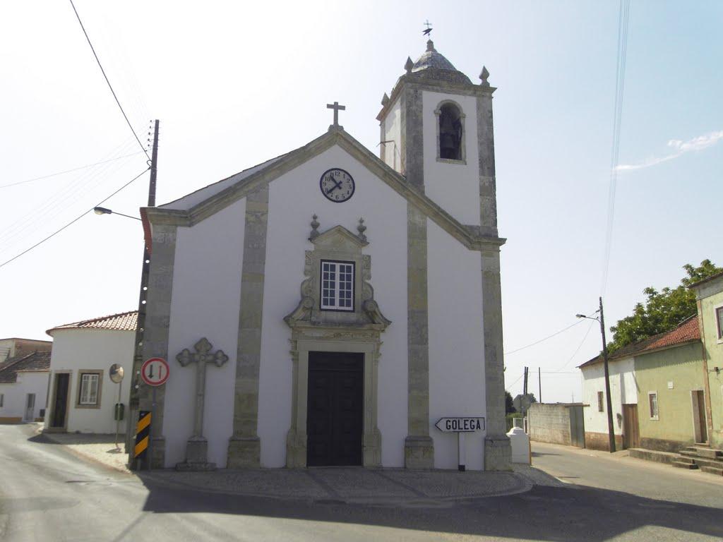 Igreja do Pombalinho