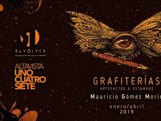 Exposición de Mauricio Gómez Morin