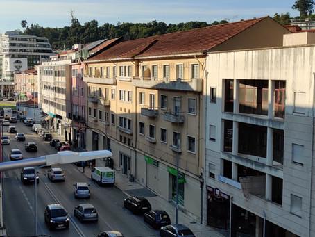 Dispensa de lugares de e estacionamento na Av.ª Fernão de Magalhães: Somos Coimbra abstém-se